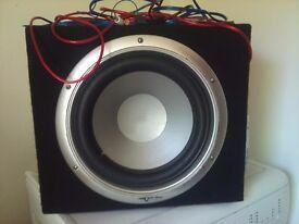 Subwoofer + 600W amplifier