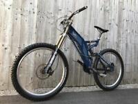 Norco Launch VPS full Suspension Enduro/Downhill Bike, LIKE NEW, HIGH SPEC, FOX