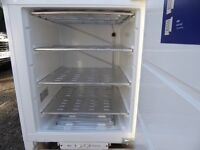 Integrated Electrolux under counter freezer