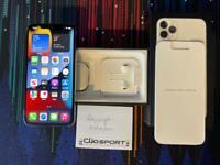 iPhone 11 Pro Max 256gb White Unlocked