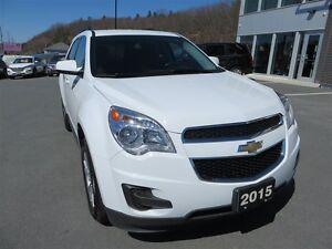 2015 Chevrolet Equinox 1LT *AWD *V6 *Heated Seats *Bluetooth