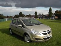 Vauxhall Corsa 1.0 i 12v Life 5dr (timing chain waterpump fitted)