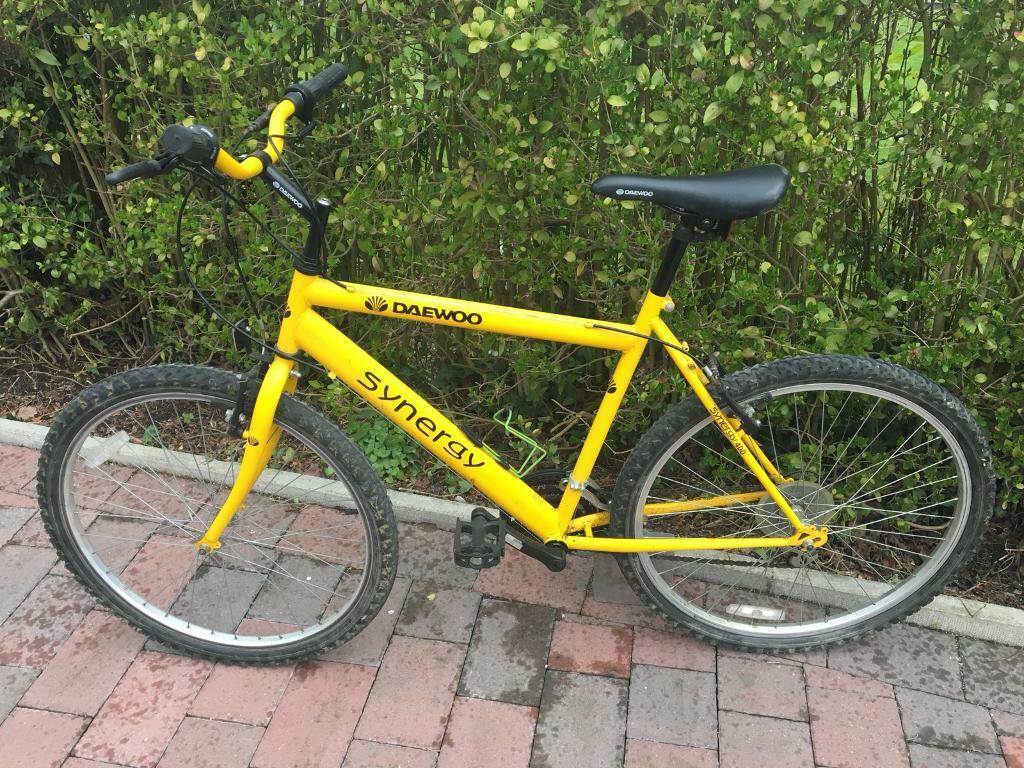 Synergy Mountain Bike Excellent Condition In Harrogate