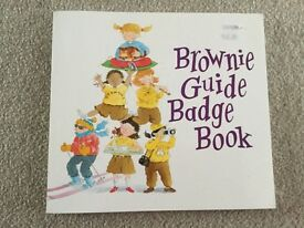 Childs book - Brownie Guide Badge Book ...from The Guide Association