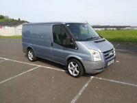 TRANSIT 280 SWB 110 LX ALLOYS METALLIC BLUE YEAR'S MOT £2750 NO VAT