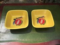 Weetabix Collectable bowls from 2002 anniversary