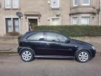 FULL 1 YEARS MOT***** VAUXHALL CORSA SXI , 2006 MODEL, BLACK, IDEAL FIRST CAR £1295