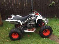 Suzuki ltz 400 2007