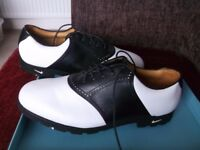 NIKE,GOLF SHOES SIZE 9 1/2 .MENS ,WAVERLY LAST
