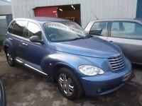 Chrysler PT CRUISER CRD,5 door hatchback,rare car,full heated leather interior,runs and drives well