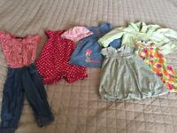 Girl's Clothes Bundle Size 12-18 Months