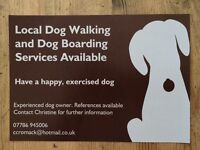 Dog Boarding & Dog Walking