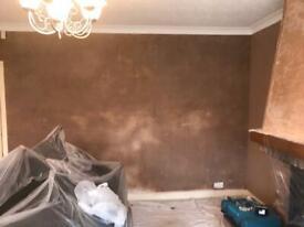 Plastering, Painting & Decorating