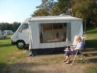 Renault Master lwb campervan
