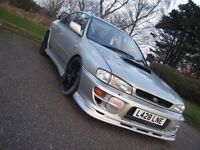 1994 SUBARU WRX TURBO CLASSIC NEW MOT BIG SPEC SMART SCOOBY FIXED PRICE IV18 0LP
