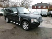 2005 Range Rover vogue 2.9 turbo diesel 4x4 full leather interior excellent condition