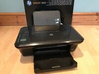 New Boxed HP Desk-Jet 3050 All-In-One J610 Series Printer / Scanner