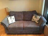 2-3 Seater Deluxe Sofa Bed and Storage Footstool - EXCELLENT CONDITION!
