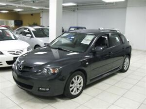 2008 Mazda MAZDA3 SPORT 5SPD!FULLY CERTIFIED@NO EXTRA CHARGE!