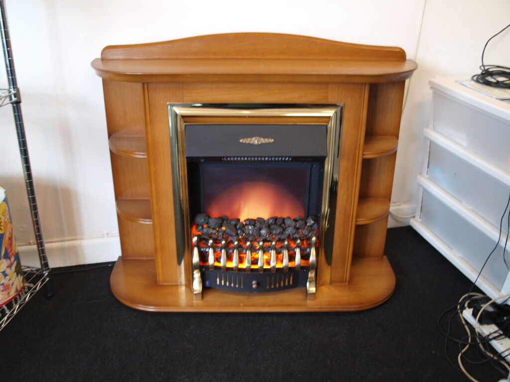 Beaufort Coal Effect Electric Fire