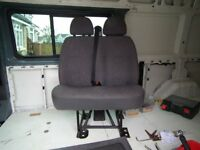 Ford Transit Seats