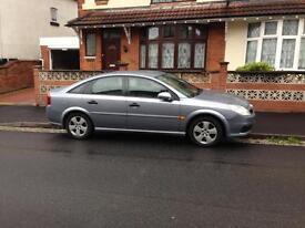 Vauxhall vectra 1.9cdti club
