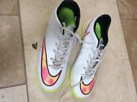 Nike Mercurial Astro type Football Boots.