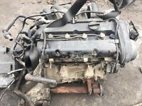 FORD FOCUS, 1.6 PETROL, 2005 (55 PLATE), ENGINE, FOR SALE