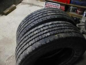 Two Lt 245-75-17 tires $90.00
