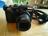 Camera Canon Powershot G11 NOT WORKING
