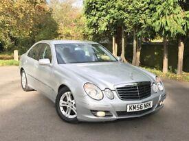 Mercedes Benz E220 cdi Auto, 1 YEARS WARRANTY, Sat Nav E Class not bmw audi honda volkswagen toyota