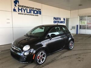 2016 Fiat 500 Sport | 4 Seater | Keyless Entry | LCD Monitor