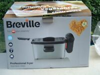 Breville Professional Fryer Stainless Steel