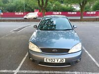 Ford Mondeo with brand new MOT
