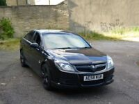 2008 Vauxhall Vectra 1.8 i VVT SRi 5door Petrol long MOT top spec full VXR body kit drive good