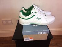 Everlast white trainers (mens size 12)