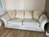 Full Suite (3 Seater and Two Arm Chairs) From DFS - FREE Delivery