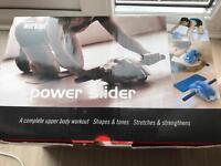Fitness power slider