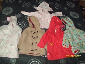 girls winter coats age 1-2