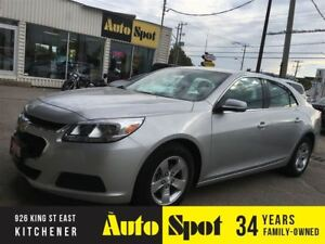 2015 Chevrolet Malibu LOW,LOW KMS!/REDUCED FOR A QUICK SALE!