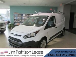 2017 Ford Transit Connect 2.5L FWD Fully Up Fitted Cargo Van
