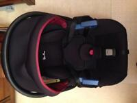Silver cross simplicity car seat and base