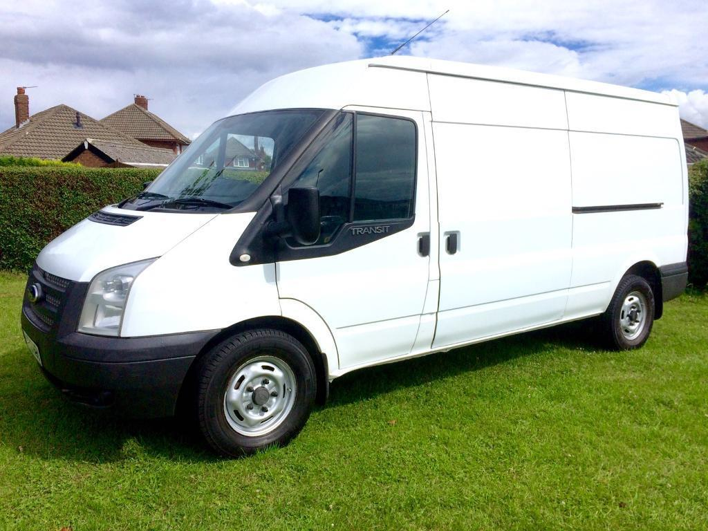 2013 ford transit 2 2 tdci 125bhp t350 lwb sh excellent condition massive history