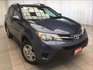 2014 Toyota RAV4 LE AWD *Upgrade Package*