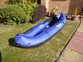 Sevylor inflatable canoe for sale