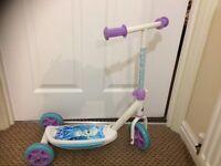 Elsa scooter