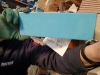 Equipe Ceramic Azul 300 x 100 Wall Tiles