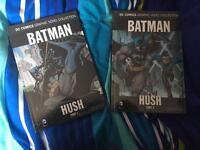 DC Comics: Batman, Hush Parts 1 & 2