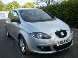 LOVELY FAMILY CAR SEAT ALTEA 1.6 SPORT EXCELLENT CONDITION