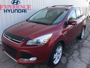 2014 Ford Escape Titanium TITANIUM 6 SPEED 4X4 EDITION - GREAT P